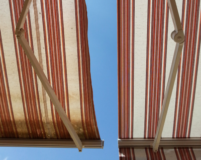 Awning Fabric Replacement