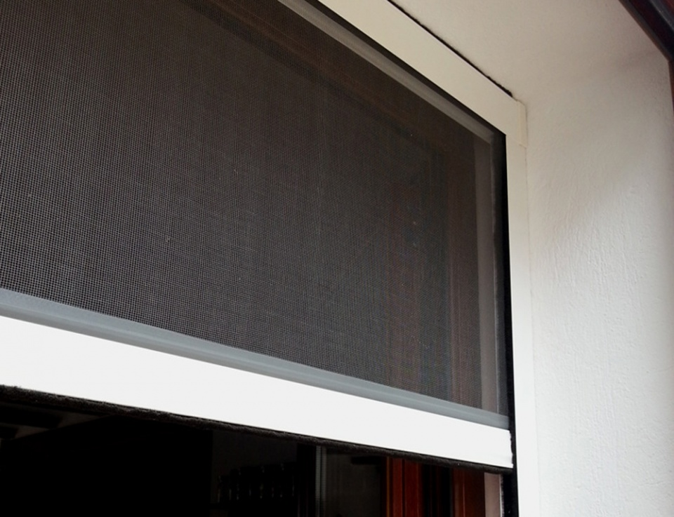 Standard Roller Mosquito Blind