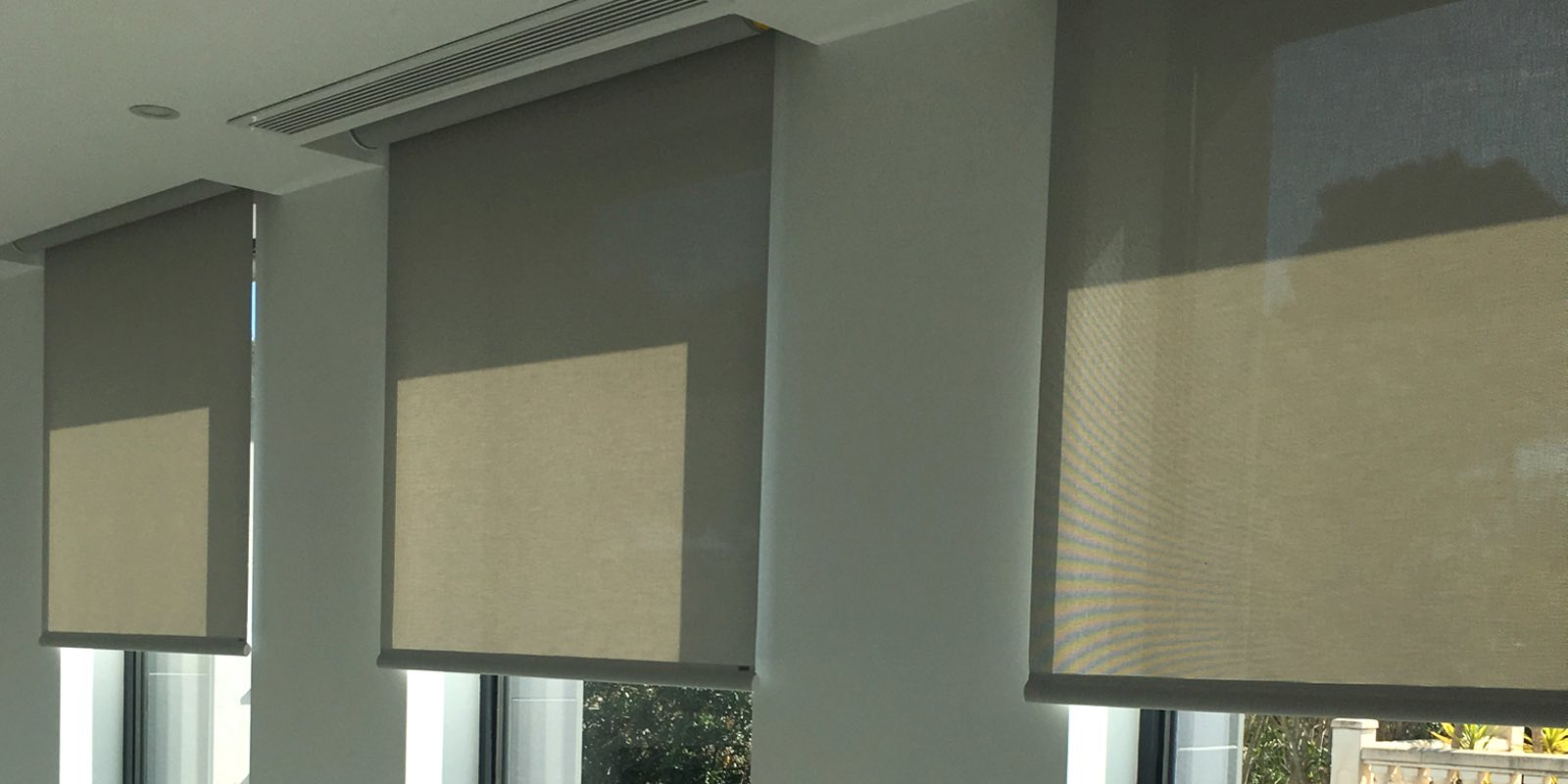 Motorised Roller Blinds Javea